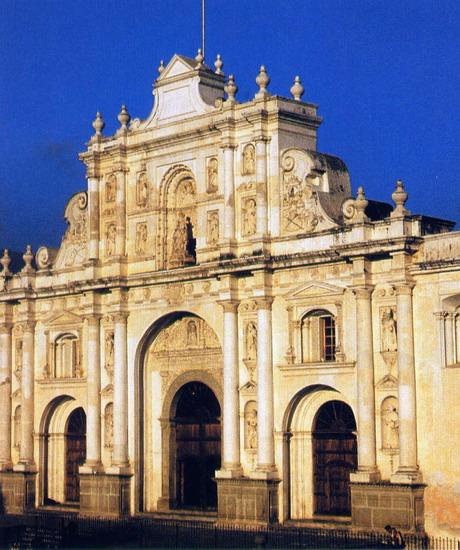 Disciplinas se encuentran en torno al barroco latinoamericano for Informacion sobre la arquitectura