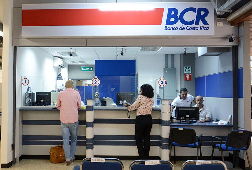 En La Nueva Sucursal Del Bcr Se Pueden Realizar Distintas Operaciones Bancarias Para Comodidad De
