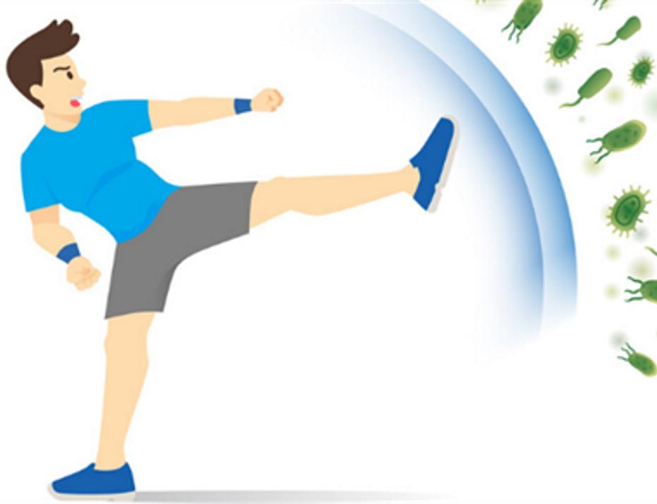 La relación entre el ejercicio físico y la inmunidad ante el COVID-19