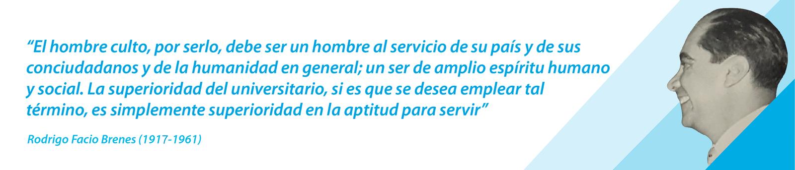 Frases Don Rodrigo Facio